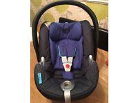 Cybex car seat from birth