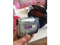 Canon DC201 DVD Digital Camcorder