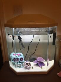 Tropical Fish Tank - Nearly New
