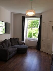 Luxury one bedroom flat for rent in Edinburgh for the August festival