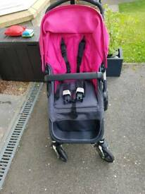 Bugaboo Cameleon 3 in Hot Pink