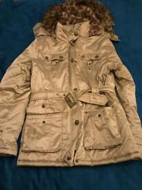 Ladies winter coat size M