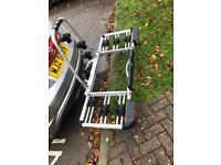Thule towbar 4 folding cycle carrier