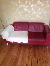 Retro/vintage 2 swivel chairs and sofa