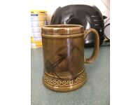 Lord nelson pottery tankard