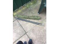 42 inch landing net metal spreader block