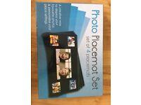 Photo Placemat Set (Set of 4)