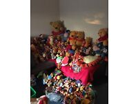 Massive winne the pooh collection
