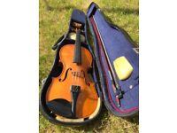 3/4 Violin/Bow/Case