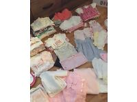 100+ items in Baby Clothes Bundle (0-3 months)