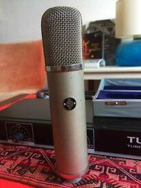 Neumann Geffel UM57 Valve Microphone M7 Capsule -Completely Serviced! AKG Coles