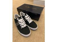 Ralph Lauren canvas shoes
