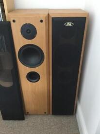 Eltax speakers 150w