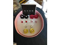 Avon Earring Collection