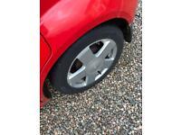 Ford Fiesta alloys wheels
