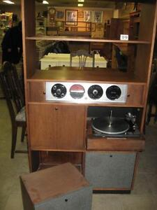 Vintage Electrohome stereo