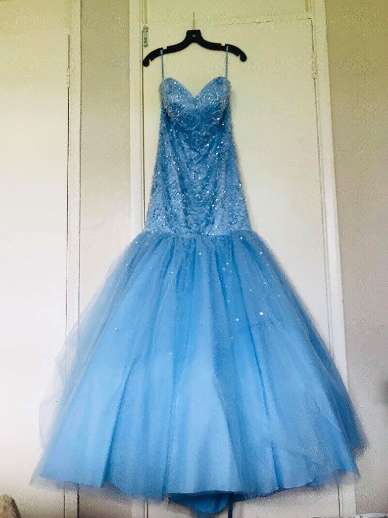 Never worn size 10 prom dress | in Norwich, Norfolk | Gumtree