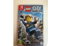 Nintendo Switch - Lego City Undercover Game