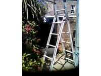 step ladder 3 way multi function