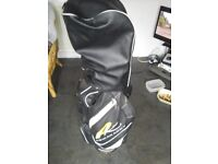 Powakaddy Golg Cart Bag, only used twice, 2017 model,