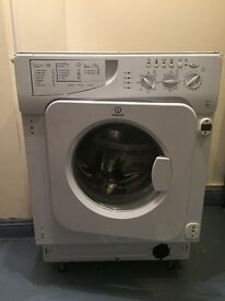 Integrated Indesit Washing Machine (6kg) Model IWME126