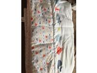 Cot bumpers excellent condition