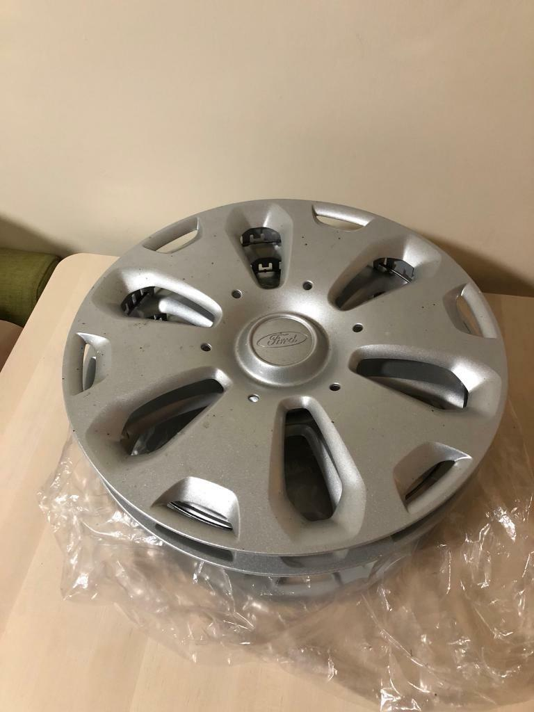 Ford Ka Genuine Wheel Trims Hub Caps New
