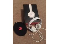 Beats Solo 2 White - Boxed As New