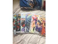 Complete Mighty Morphing Power Rangers And Justice League crossover NEW