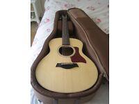 Taylor GS Mini-e RW Electro-Acoustic Guitar C/W Taylor Gigbag