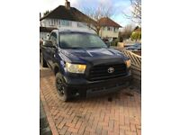Toyota Tundra Left Hand Drive - Pick Up - From Canada