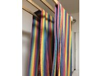 Lenny Lamb Sunrise Rainbow wrap in cotton. Size 6 (4.6m) good used condition