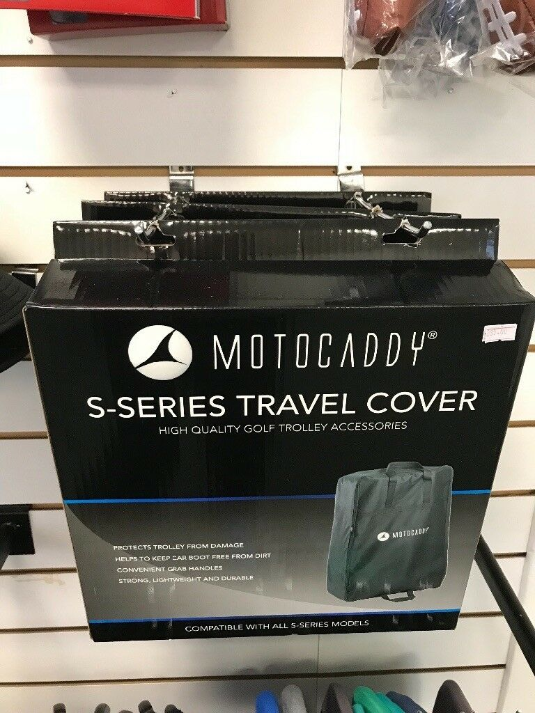 Motocaddy S Series Travel Cover