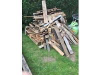 FREE Fire wood pallet wood scrap wood
