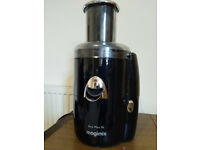 Magimix Le Duo Plus XL Juice Extractor Black - only used twice
