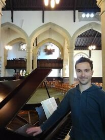 Friendly and Experienced Piano/Organ Teacher