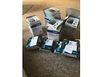 Various ink cartridges for sale