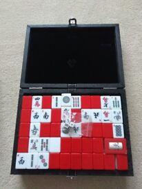 John Lewis Classic Mahjong / Mah Jong Set
