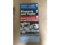 Battleship reference books for modellers