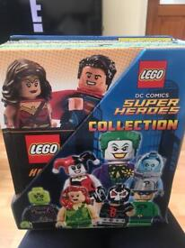 Lego Superheroes Collection Book Set