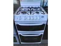 CANNON 55CM ALL GAS COOKER IN WHITE