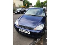 FORD FOCUS 1.6 PETROL LONG MOT NOV 2017