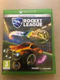 Xbox one game - rocket league