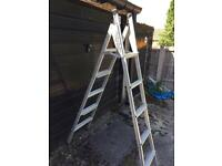 Aluminium 3 Way Ladder - Black & Decker