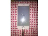 IPhone 6 64gb good condition silver/white EE network