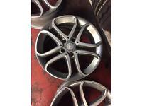 Mecerdes Benz A180 Alloy wheels