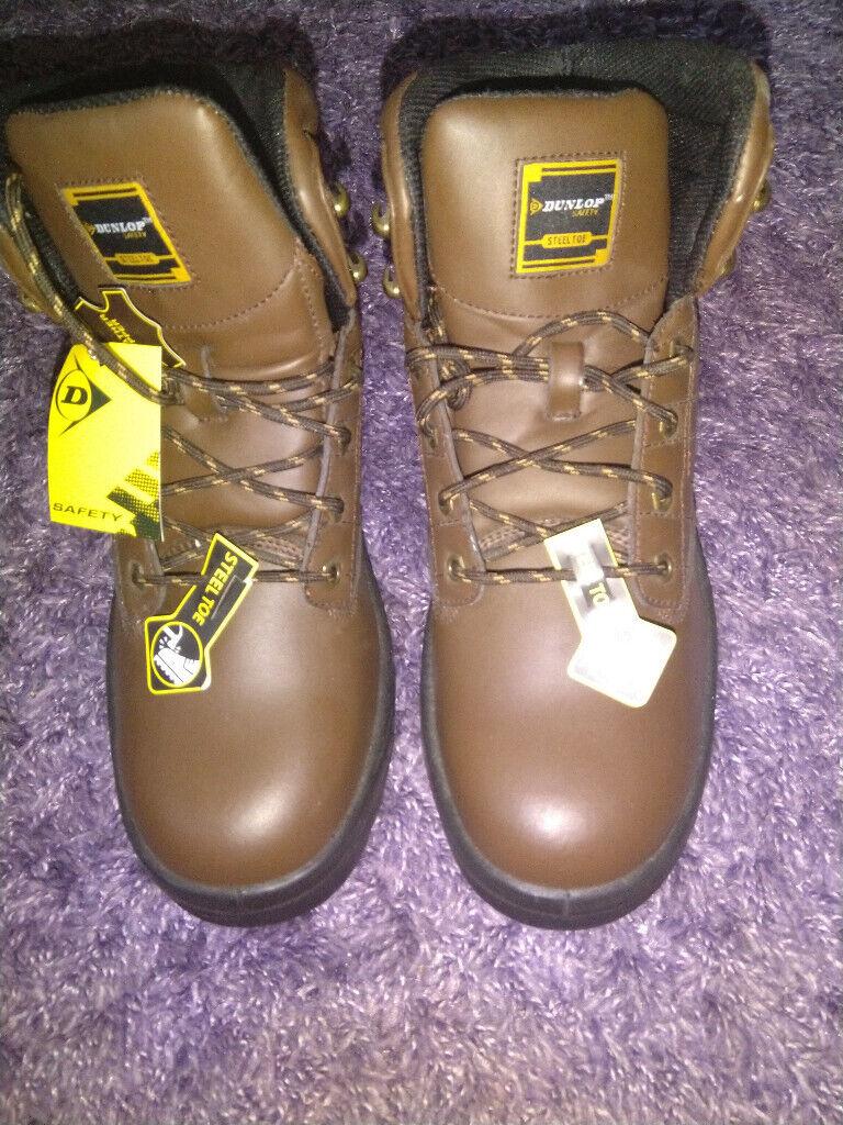 5932956d8b0 Dunlop steel toe cap boots | in Camberwell, London | Gumtree