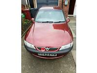 Vauxhall vectra very low mileage 1.8 automatic