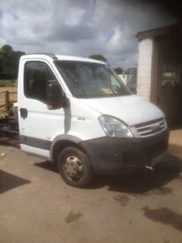 Iveco daily BREAKING