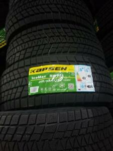 4 winter tires icemax    235/55r17   NEW